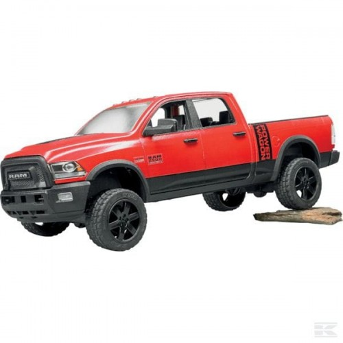 Bruder Dodge Ram 2500 Power Wagon 02500
